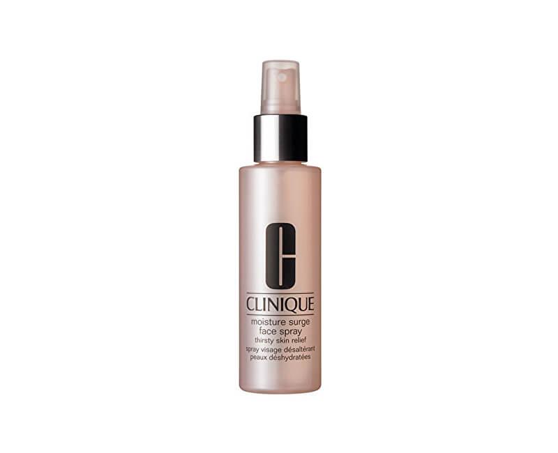 Clinique Osvěžující pleťový sprej pro okamžitou hydrataci (Moisture Surge Face Spray Thirsty Skin Relief)