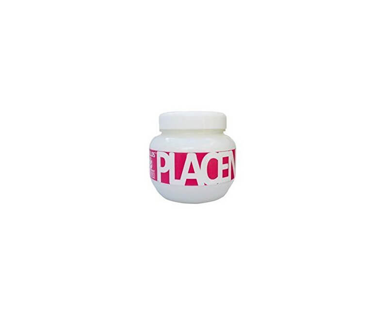 Kallos Oživující maska pro suché a poškozené vlasy s výtažkem z Placenty (Placenta Hair Mask)