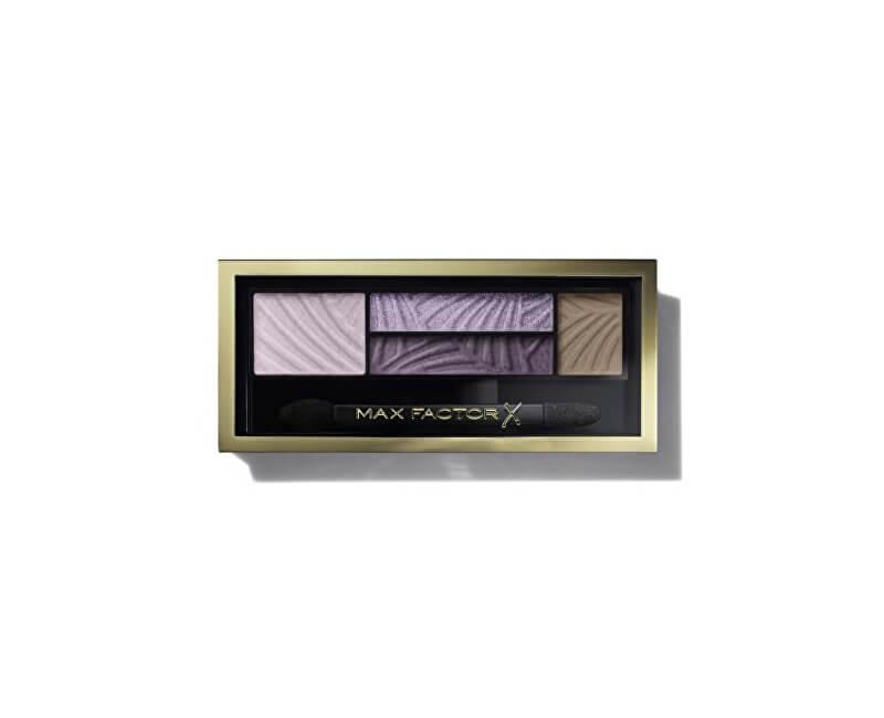 Max Factor Paletka očních stínů a stínů na obočí s aplikátorem (Smokey Eye Drama Kit) 1,8 g