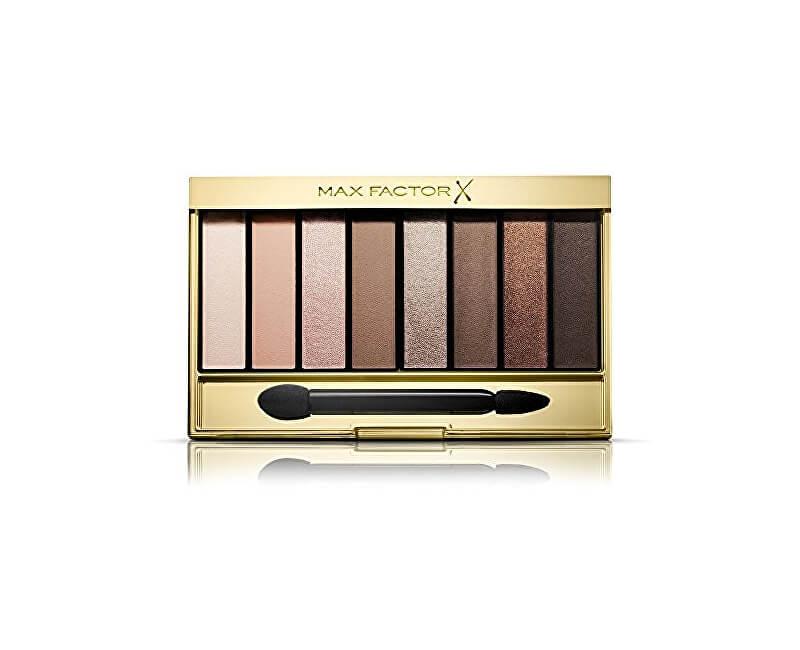 Max Factor Paletka očných tieňov Masterpieces Nude (Contouring Eyeshadow Set) 6,5 g