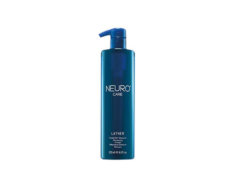 Paul Mitchell Ošetrujúce šampón na ochranu vlasov Neuro Care Lather (HeatCTRL Shampoo)