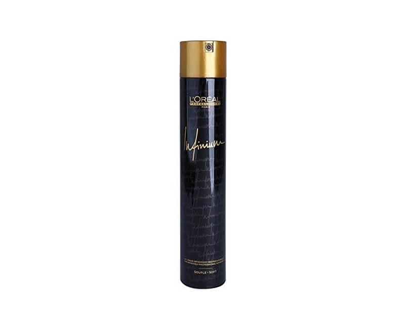 Loreal Professionnel Profesionální lak s jemnou fixací (Infinium Infinitely Professional Hairspray Soft)