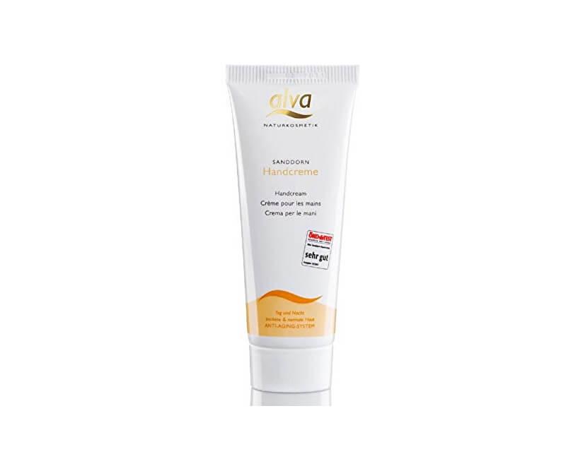 Alva BIO Rakytníkový krém na ruce (Hand Cream)