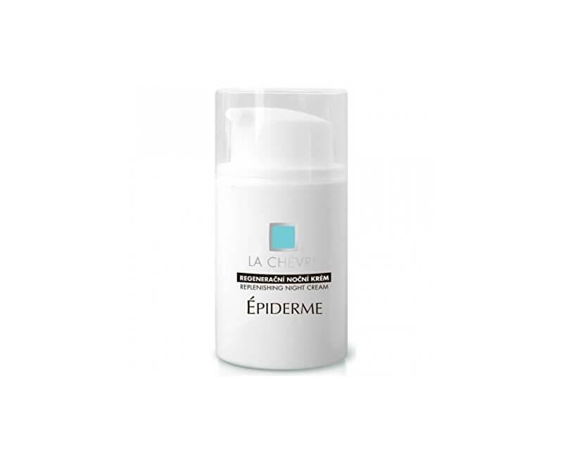 Le Chaton Regenerační noční krém pro citlivou a suchoupleť (Replenishing Night Cream) 50 g