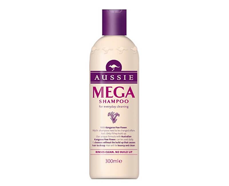 Aussie Šampon pro každodenní mytí vlasů Mega (Shampoo)