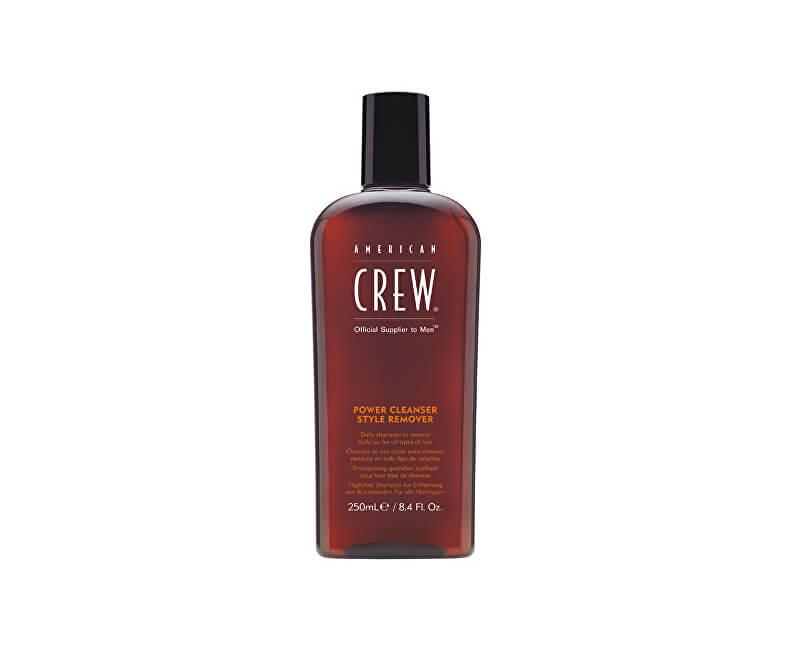 American Crew Čisticí šampon pro odstranění zbytků stylingu pro muže (Power Cleanser Style Remover)