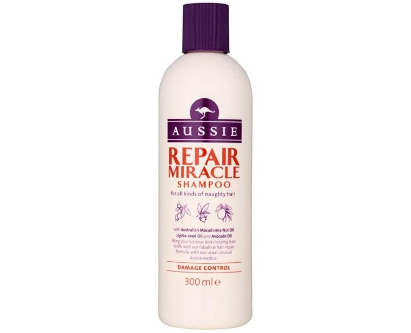 Aussie Šampon pro nepoddajné vlasy Repair Miracle (Shampoo)