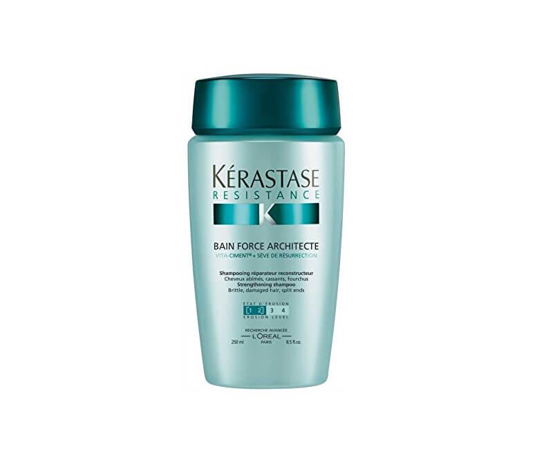 Kérastase Šampon pro velmi křehké a poškozené vlasy Bain Force Architecte (Reconstructing Shampoo)