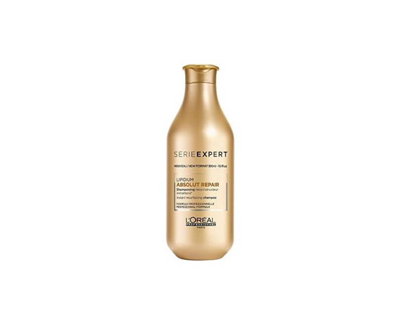 Loreal Professionnel Šampon s lipidy pro velmi poškozené vlasy Lipidum Absolut Repair (Instant Resurfacing Shampoo)