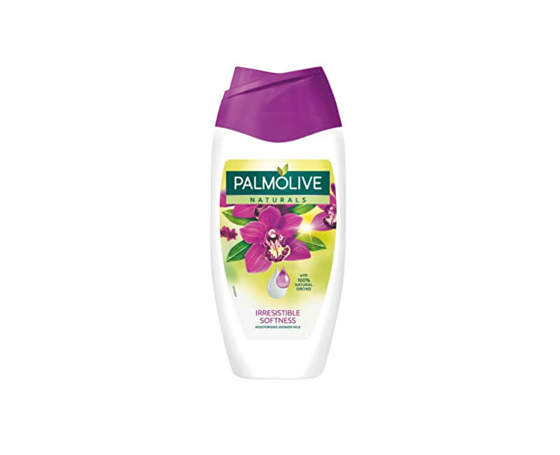 Palmolive Sprchový gel s orchidejí Naturals (Irresistible Softness Black Orchid And Moisturizing Milk)