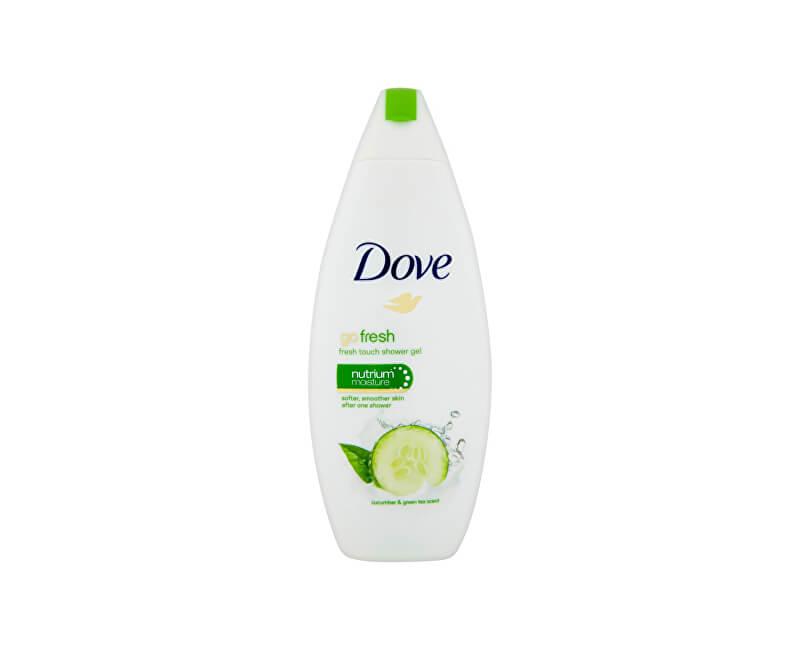 Dove Sprchový gel s vůní okurky a zeleného čaje Go Fresh (Fresh Touch Shower Gel)
