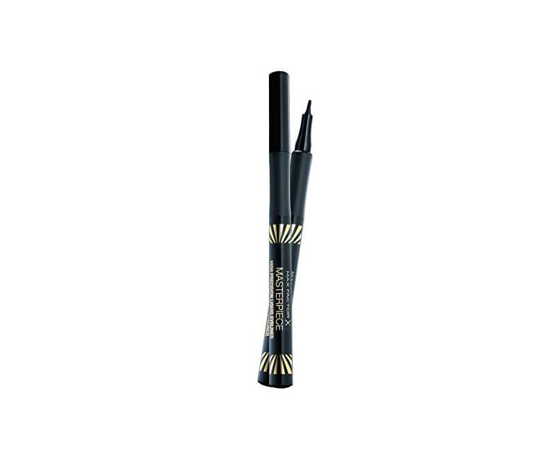 Max Factor Tekuté oční linky ve fixu Masterpiece High Precision (Liquid Eyeliner) 1 ml