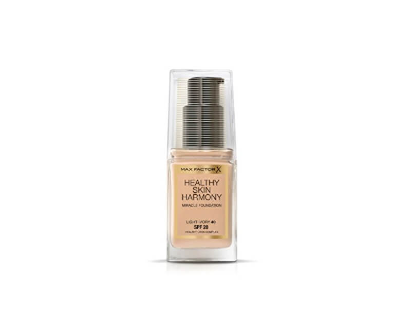 Max Factor Tekutý make-up Healthy Skin Harmony SPF 20 (Miracle Foundation) 30 ml