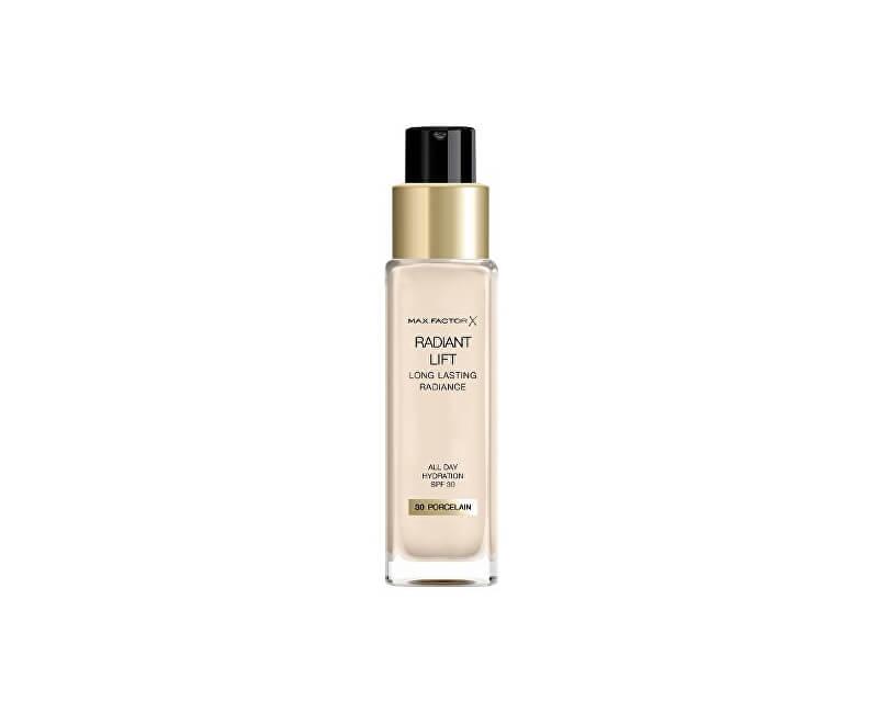 Max Factor Tekutý rozjasňující make-up Radiant Lift (Long Lasting Radiance Make-Up) 30 ml