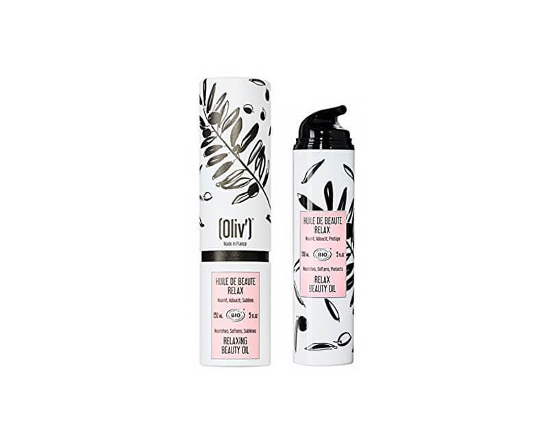 Oliv´ Tělový relaxační olej (Relax Beauty Oil)