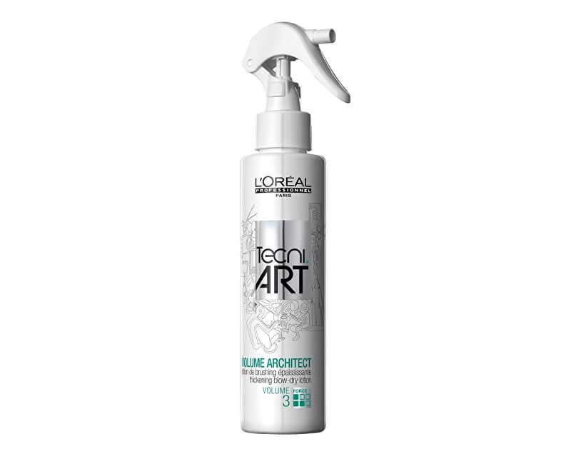 Loreal Professionnel Tvarující spray-lotion pro plný a nadýchaný objem jemných vlasů Volume Architect