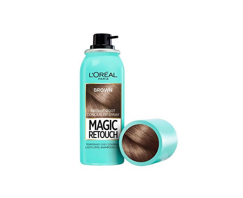 L`Oréal Paris Vlasový korektor šedin a odrostů Magic Retouch (Instant Root Concealer Spray) 75 ml
