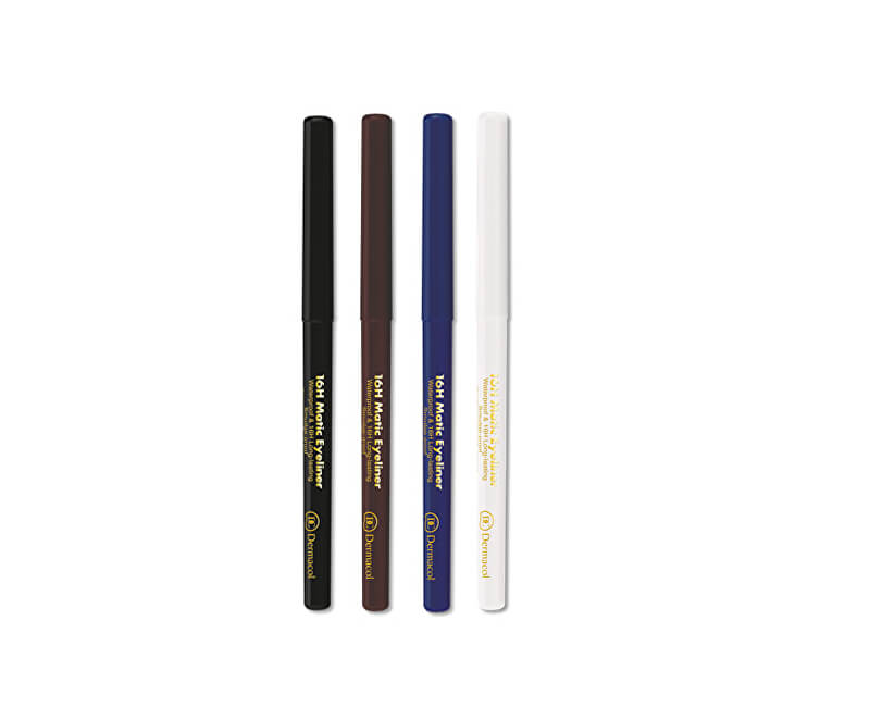 Dermacol Voděodolná automatická tužka na oči 16H (Matic Eyeliner) 0,3 g