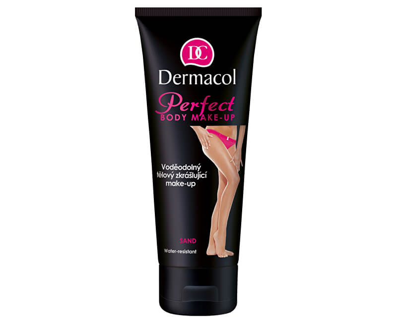 Dermacol Voděodolný zkrášlující tělový make-up (Perfect Body Make-up) 100 ml