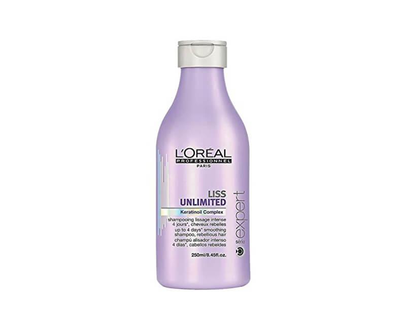 Loreal Professionnel Vyhlazující šampon pro krepaté a neposlušné vlasy Liss  Unlimited 02acb0477cc