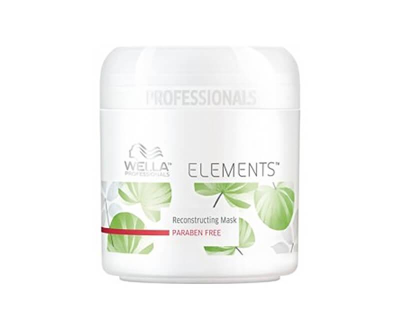 Wella Professionals Vyživující hydratační maska na vlasy Elements (Renewing Mask)