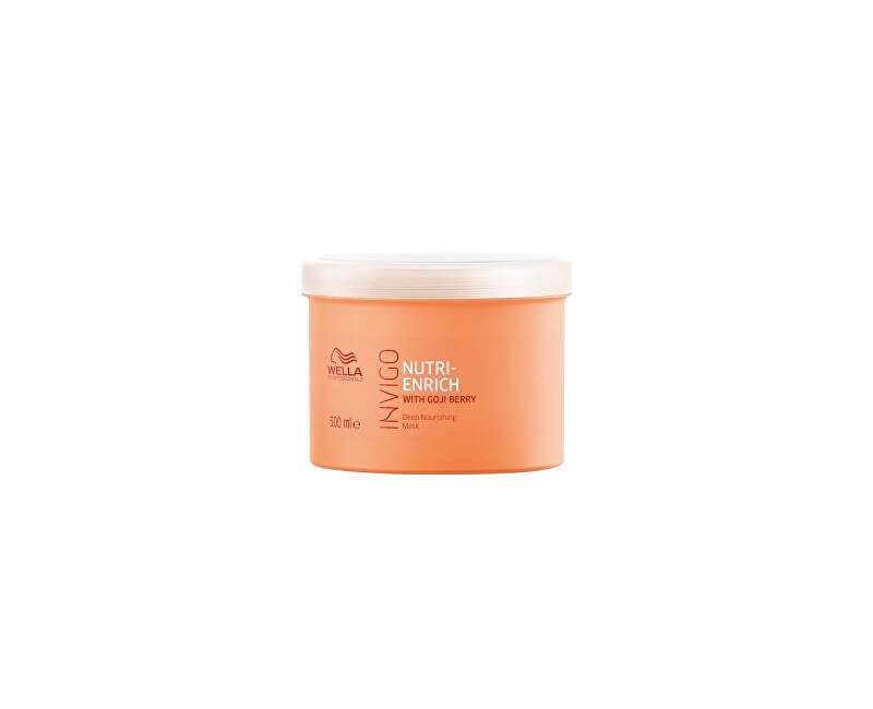 Wella Professionals Vyživující maska pro suché a poškozené vlasy Invigo Nutri-Enrich (Deep Nourishing Mask)