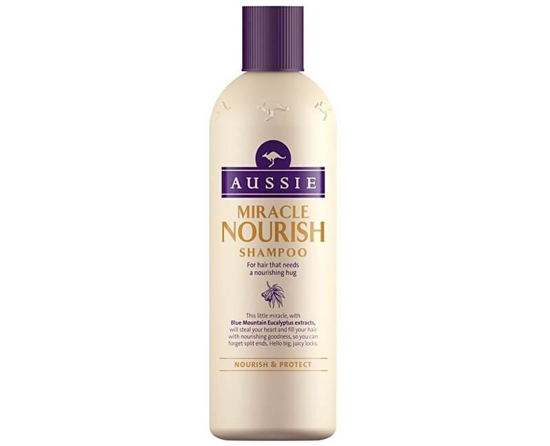 Aussie Vyživující šampon na vlasy Miracle Nourish (Shampoo)
