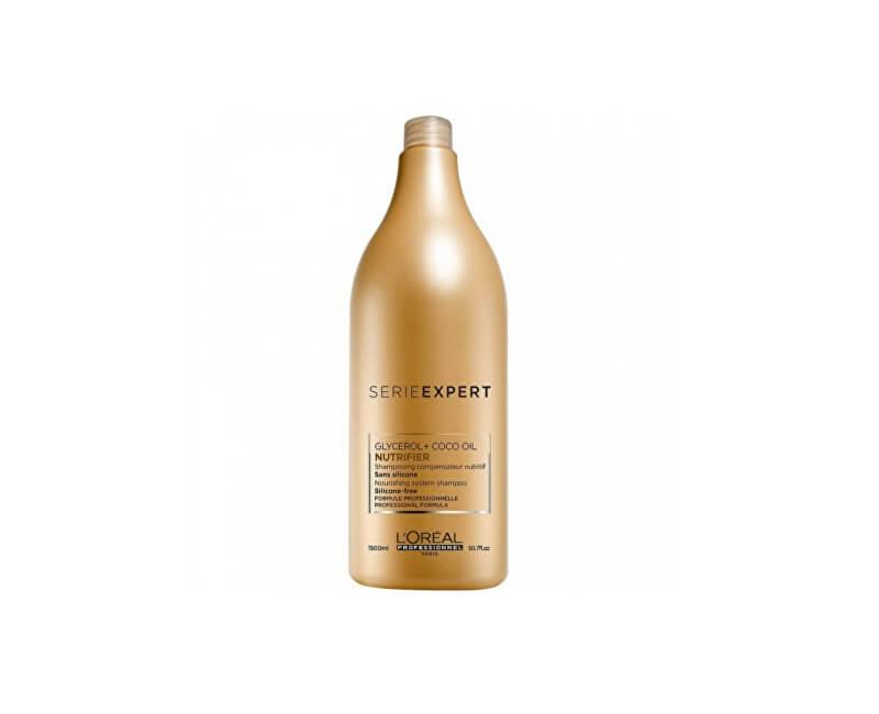 Loreal Professionnel Vyživující šampon pro suché vlasy Nutrifier  (Nourishing System Silicone-Free Shampoo) 5b0e9f26b71