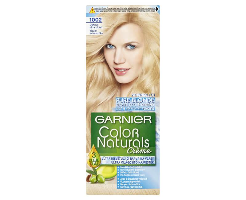 Garnier Zesvětlující barva na vlasy Color Naturals Creme
