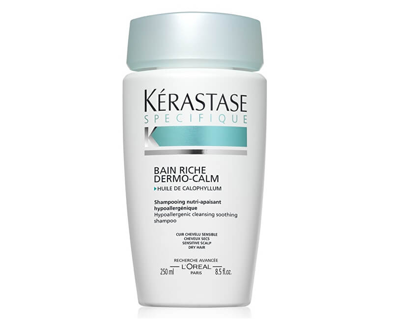 Kérastase Zklidňující šampon Pro Citlivou Vlasovou Pokožku