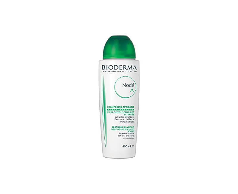 Bioderma Zklidňující šampon pro citlivou pokožku hlavy Nodé A (Soothing Shampoo)