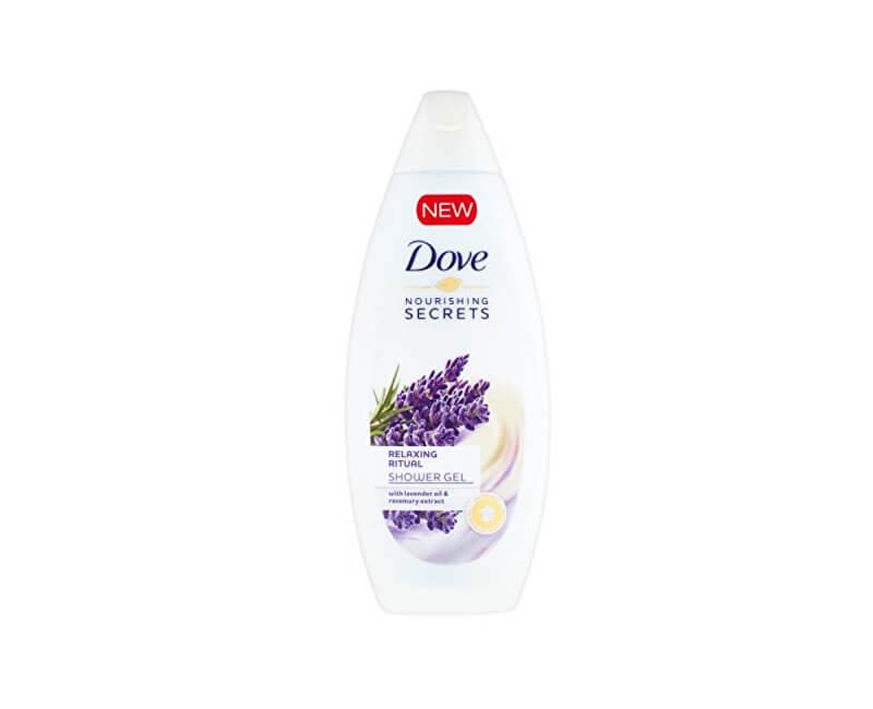 Dove Zklidňující sprchový gel Nourishing Secrets (Body Wash)