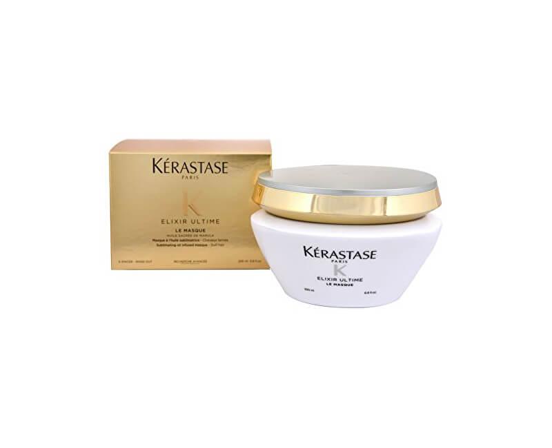 Kérastase Zkrášlující maska na vlasy (Masque Elixir Ultime)