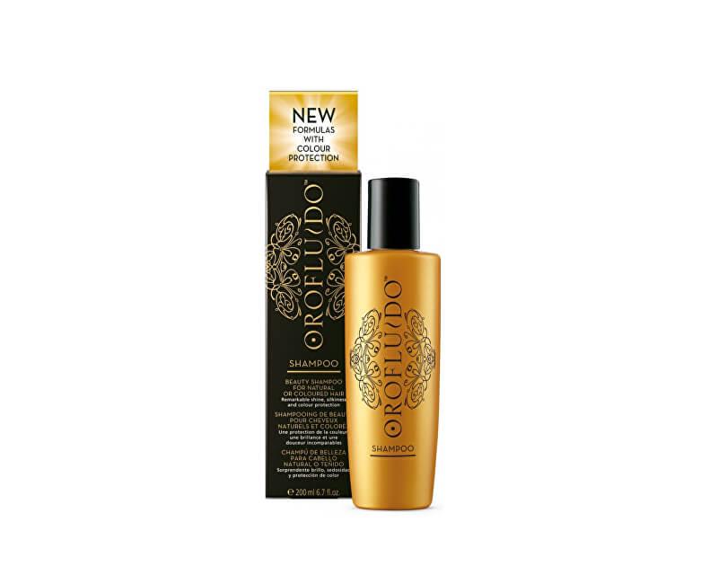 Orofluido Zkrášlující šampon pro všechny typy vlasů (Beauty Shampoo For Your Hair With New Formula Color Protection)