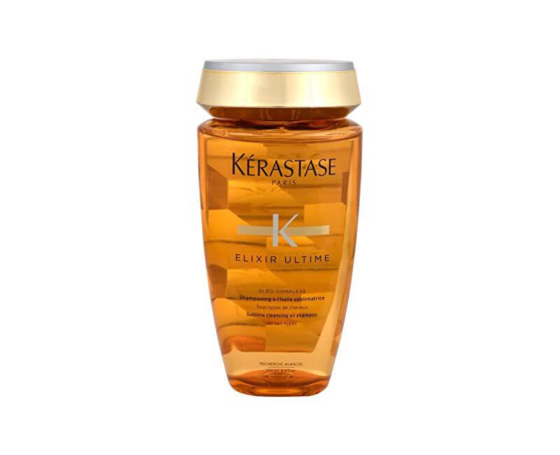 Kérastase Zkrášlující šampon Elixir Ultime (Sublime Cleansing Oil Shampoo)
