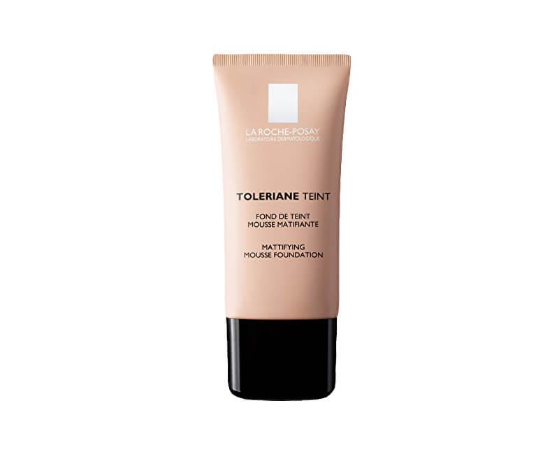 La Roche Posay Zmatňující pěnový make-up Toleriane Teint SPF 20 (Mattifying Mousse Foundation) 30 ml
