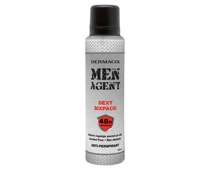 Dermacol Antiperspirant Men Agent Sexy Sixpack 150 ml