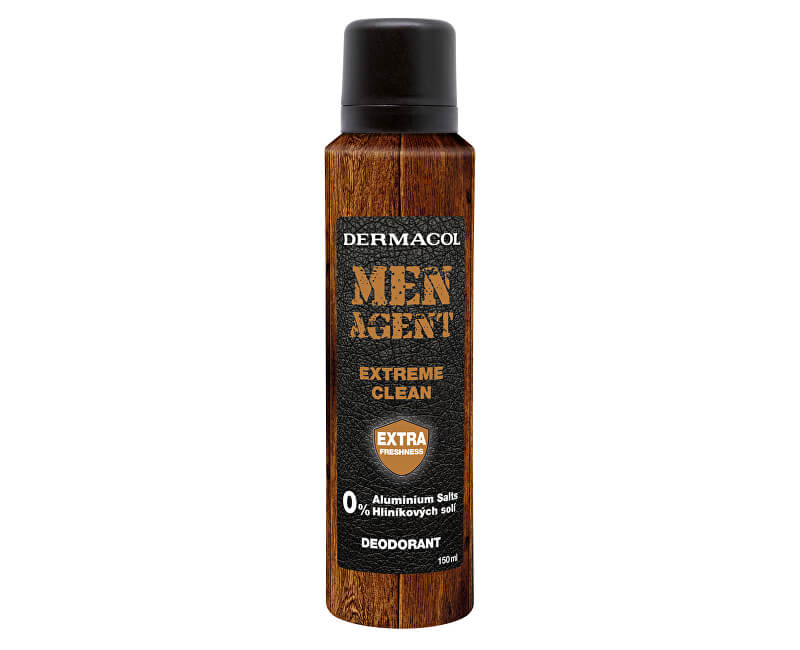 Dermacol Deodorant pro muže Men Agent Extreme Clean 150 ml