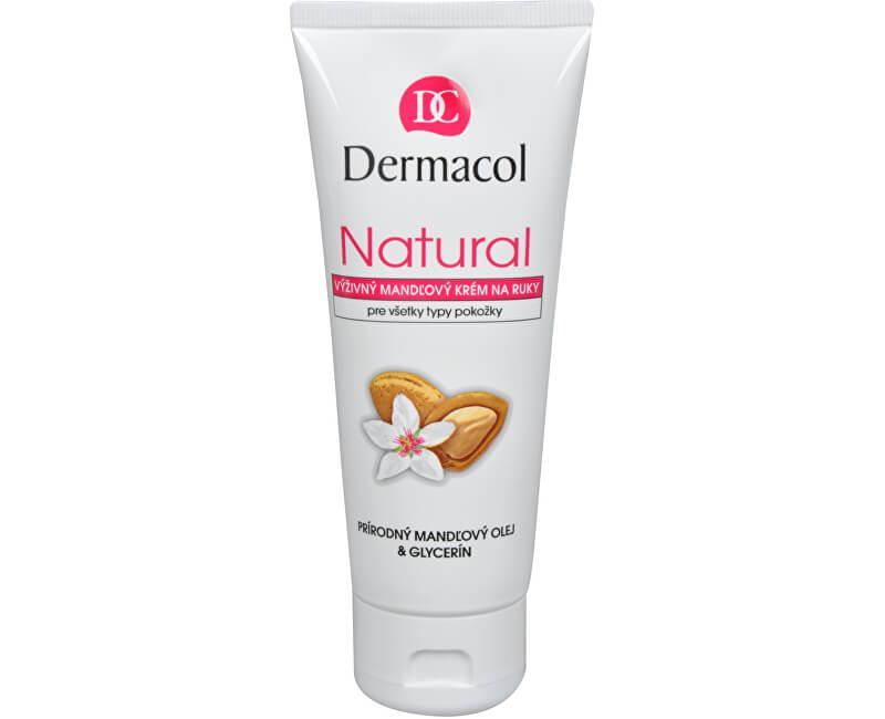 Dermacol Výživný mandlový krém na ruce Natural 100 ml