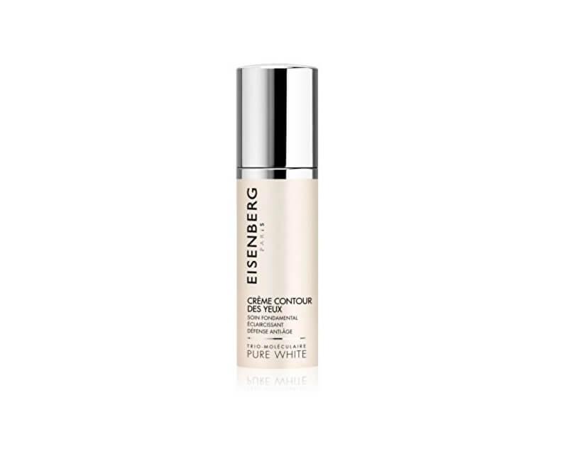 Eisenberg Krém na oční kontury PureWhite (Eye Contour Cream) 30 ml