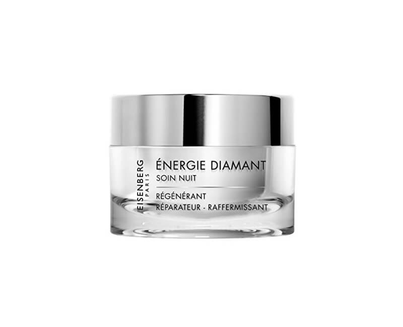 Eisenberg Noční krém Excellence Diamantová energie (Regenerate Repair Firm Night Treatment) 50 ml