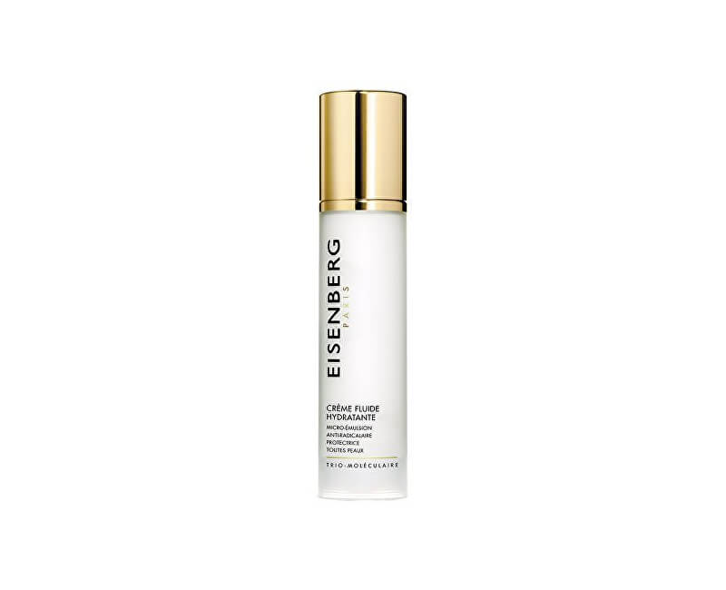 Eisenberg Sametově matující fluidní krém (Active Mattifying Secret) 50 ml
