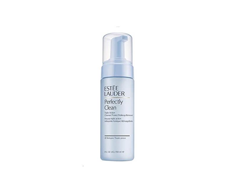 Estée Lauder Čisticí voda, tonikum a odličovač 3 v 1 Perfectly Clean (Triple-Action Cleanser, Tonic and Makeup Remover) 150 ml