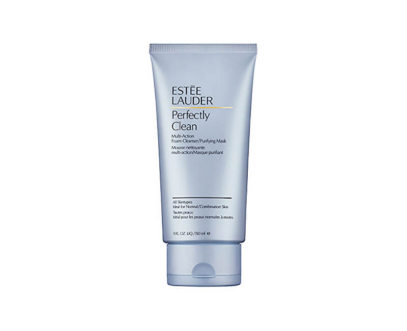Estée Lauder Multifunkční čisticí pěna a čisticí maska 2 v 1 Perfectly Clean (Multi-Action Foam Cleanser/Purifying Mask) 150 ml