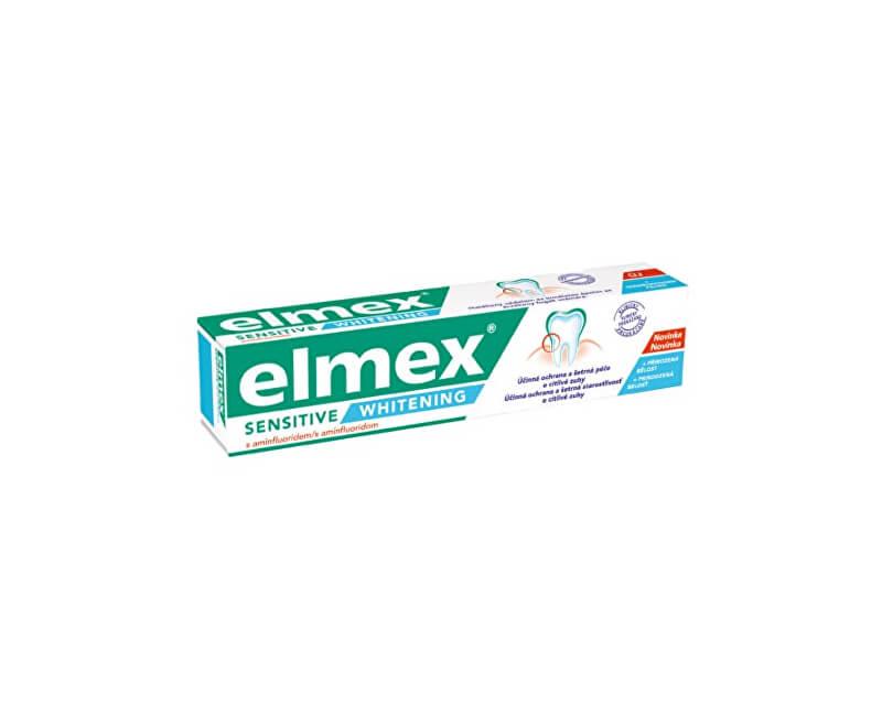 Elmex Bělicí zubní pasta Sensitive Professional Gentle Whitening 75 ml