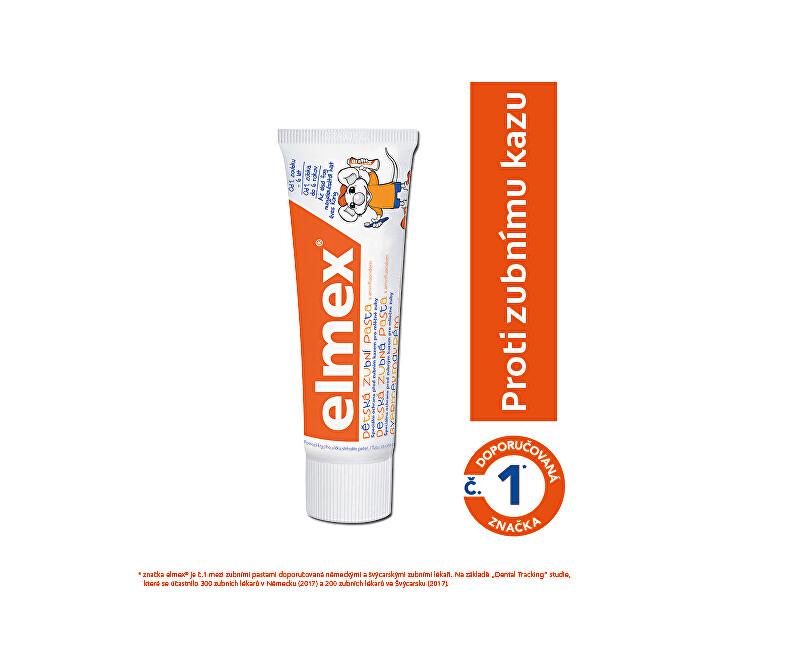 Elmex Dětská zubní pasta 50 ml