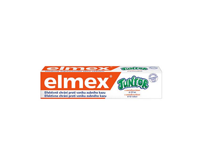 Elmex Zubná pasta Junior 75 ml