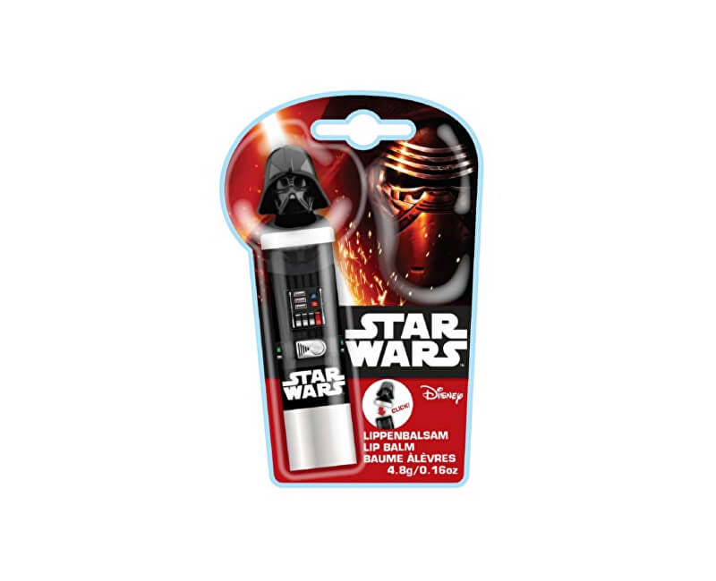 EP Line Balzám na rty Star Wars 3D (Lip Balm) 4,8 g