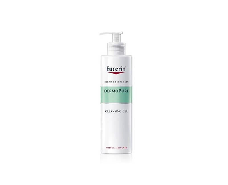 Eucerin Čisticí gel pro problematickou pleť DermoPure (Cleansing Gel) 400 ml