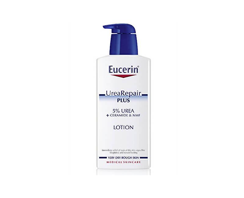 Eucerin Tělové mléko UreaRepair Plus 5% (Body Lotion) 400 ml